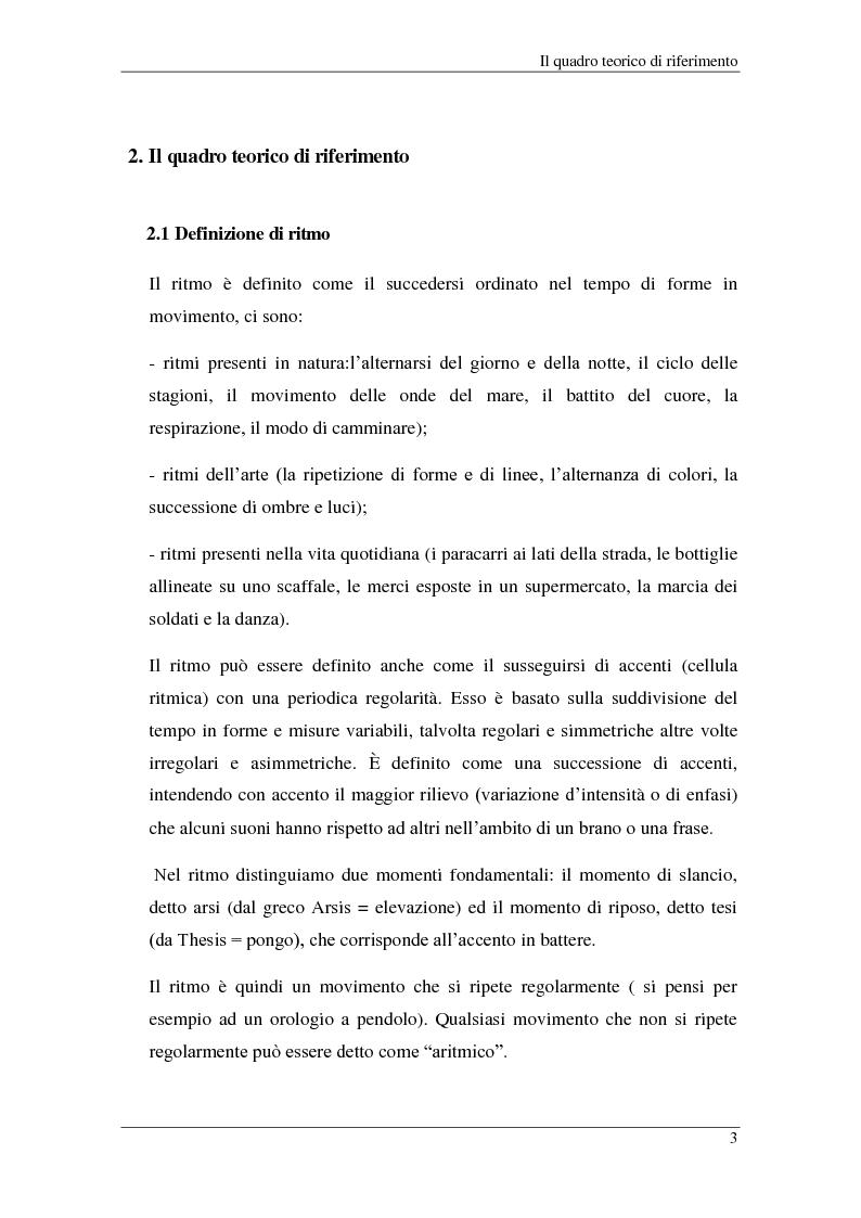 Anteprima della tesi: Il ritmo dei telegiornali: un confronto tra Studio Aperto e Tg3, Pagina 1