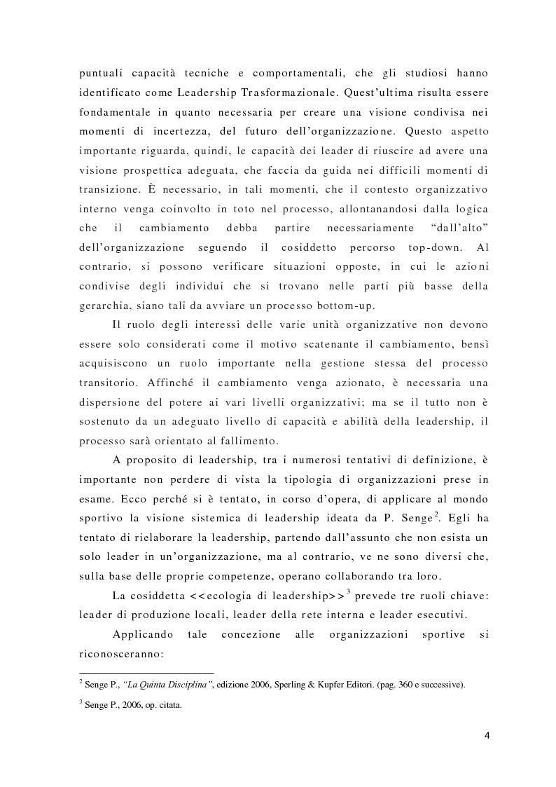 Anteprima della tesi: L'analisi del potere nelle organizzazioni non profit, Pagina 2