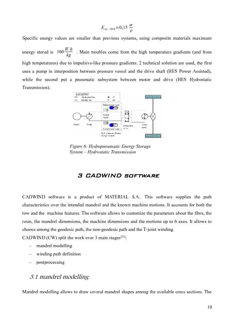 Anteprima della tesi: Design of a prototype device for filament winding of pressure vessels, Pagina 9