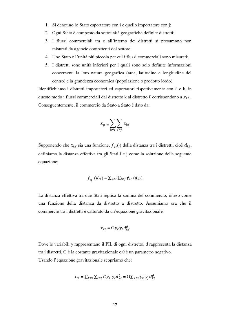 Anteprima della tesi: Home Bias: tra costi, barriere, preferenze del consumatore ed asimmetrie informative, Pagina 9