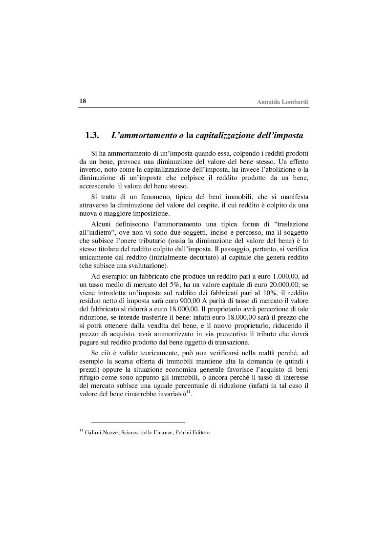 Anteprima della tesi: Gli effetti economici delle imposte sul settore assicurativo, Pagina 13