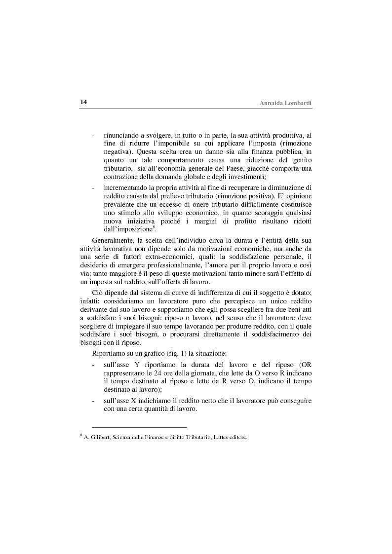 Anteprima della tesi: Gli effetti economici delle imposte sul settore assicurativo, Pagina 9