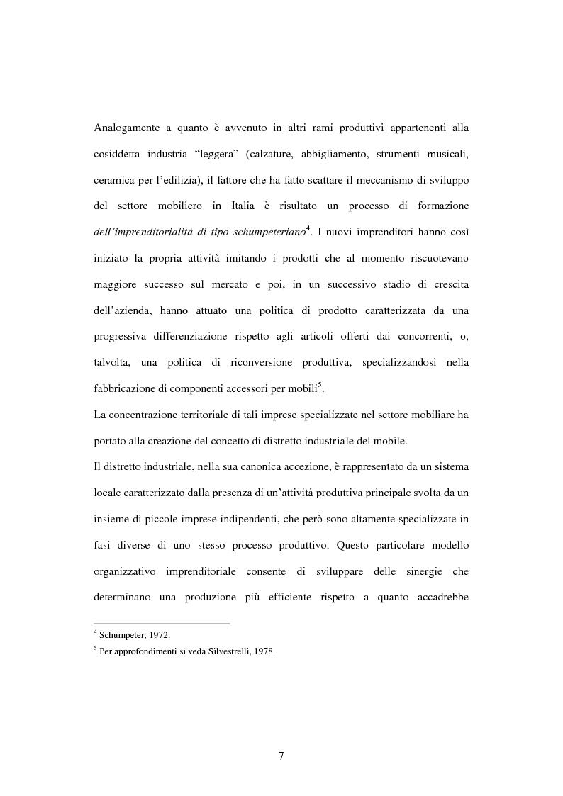 Anteprima della tesi: Le nuove frontiere dell'impresa mobiliera: il caso Ikea, Pagina 3