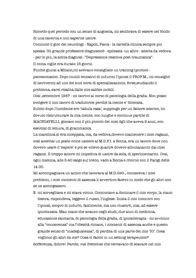 Anteprima della tesi: Psicoterapia e medicina alternativa nelle depressioni reattive - Casi clinici, Pagina 2