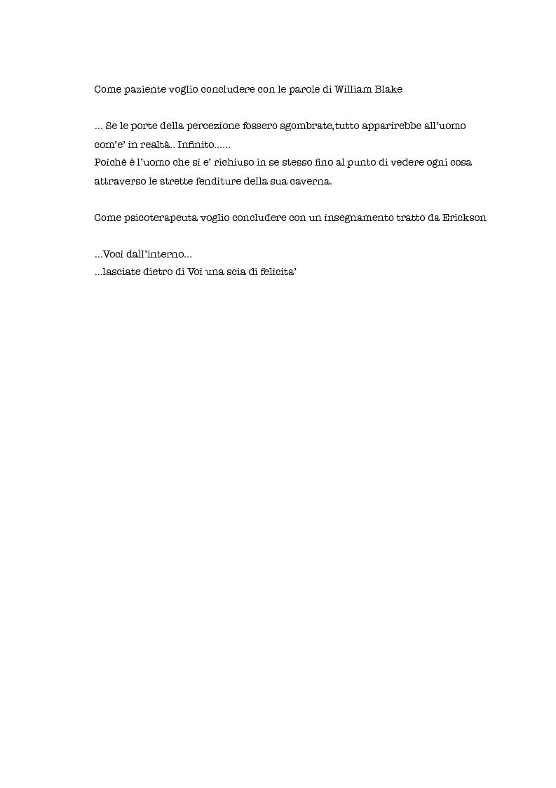 Anteprima della tesi: Psicoterapia e medicina alternativa nelle depressioni reattive - Casi clinici, Pagina 5