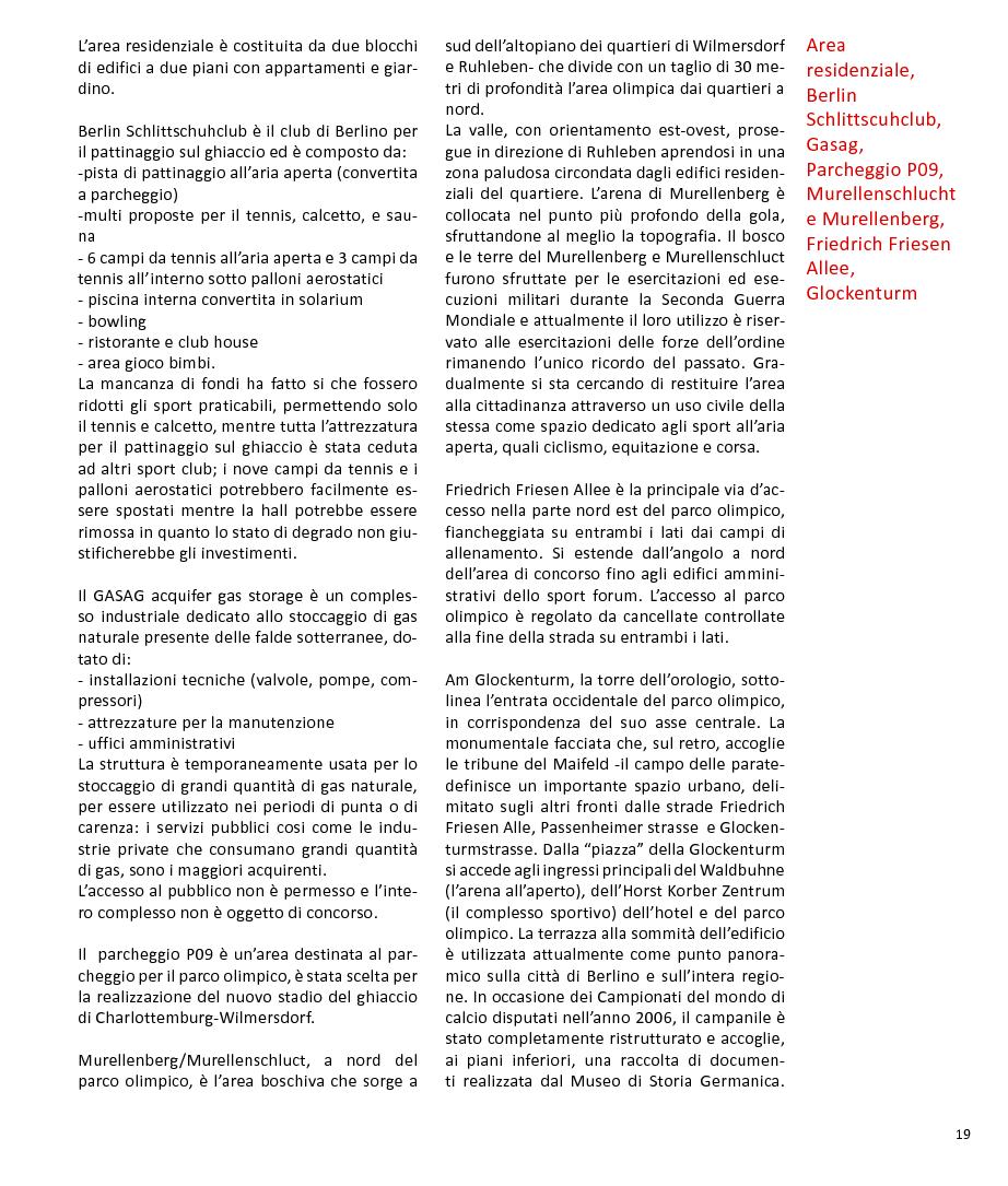Anteprima della tesi: Schindler Award 2010. Strategie per la valorizzazione e l'accessibilità - Parco Olimpico di Berlino, Pagina 2