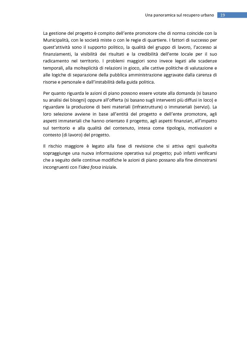 Anteprima della tesi: La trasformazione della città mediterranea. Aspetti innovativi del recupero., Pagina 11