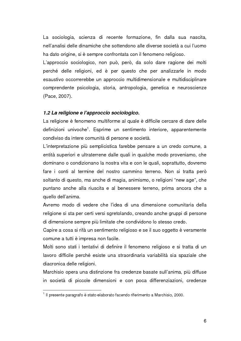 Anteprima della tesi: Jedismo. Sociologia di una religione nata al cinema., Pagina 6