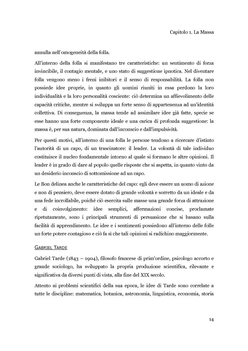 Anteprima della tesi: Una piattaforma ad agenti per la progettazione di concerti in rapporto alle dinamiche del pubblico, Pagina 5