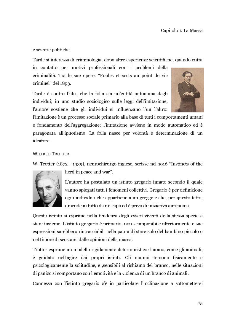 Anteprima della tesi: Una piattaforma ad agenti per la progettazione di concerti in rapporto alle dinamiche del pubblico, Pagina 6