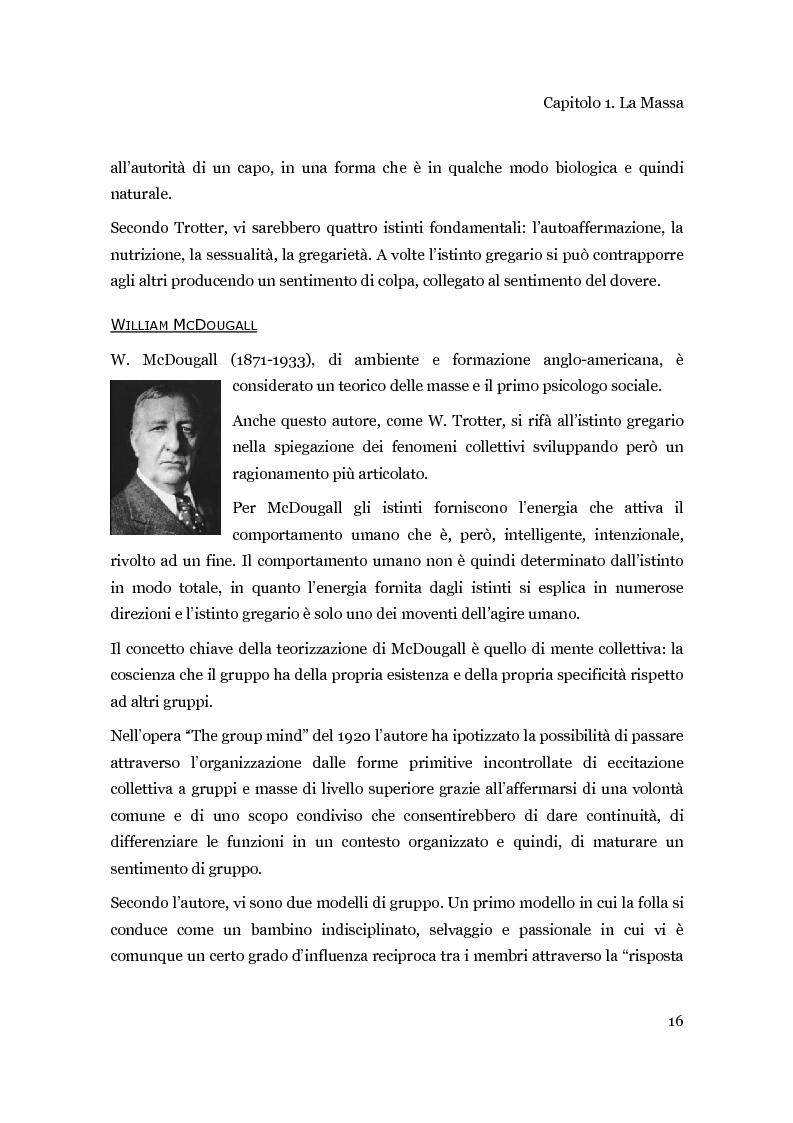Anteprima della tesi: Una piattaforma ad agenti per la progettazione di concerti in rapporto alle dinamiche del pubblico, Pagina 7
