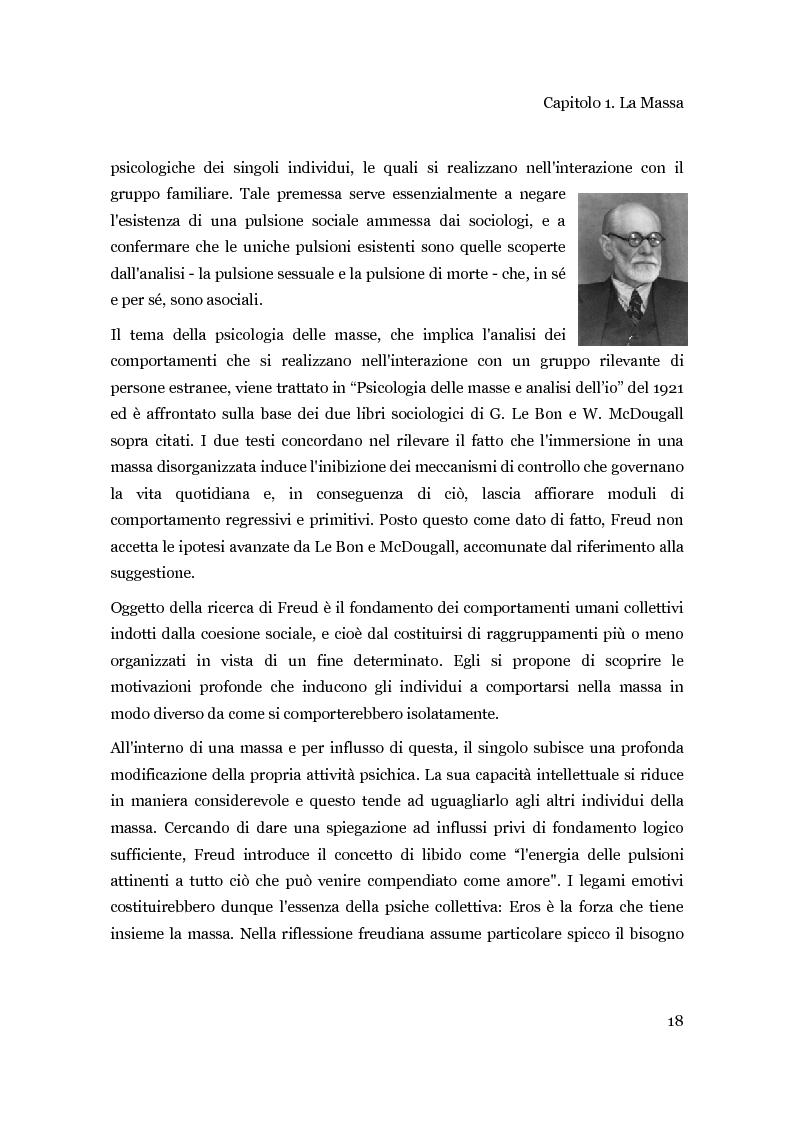 Anteprima della tesi: Una piattaforma ad agenti per la progettazione di concerti in rapporto alle dinamiche del pubblico, Pagina 9