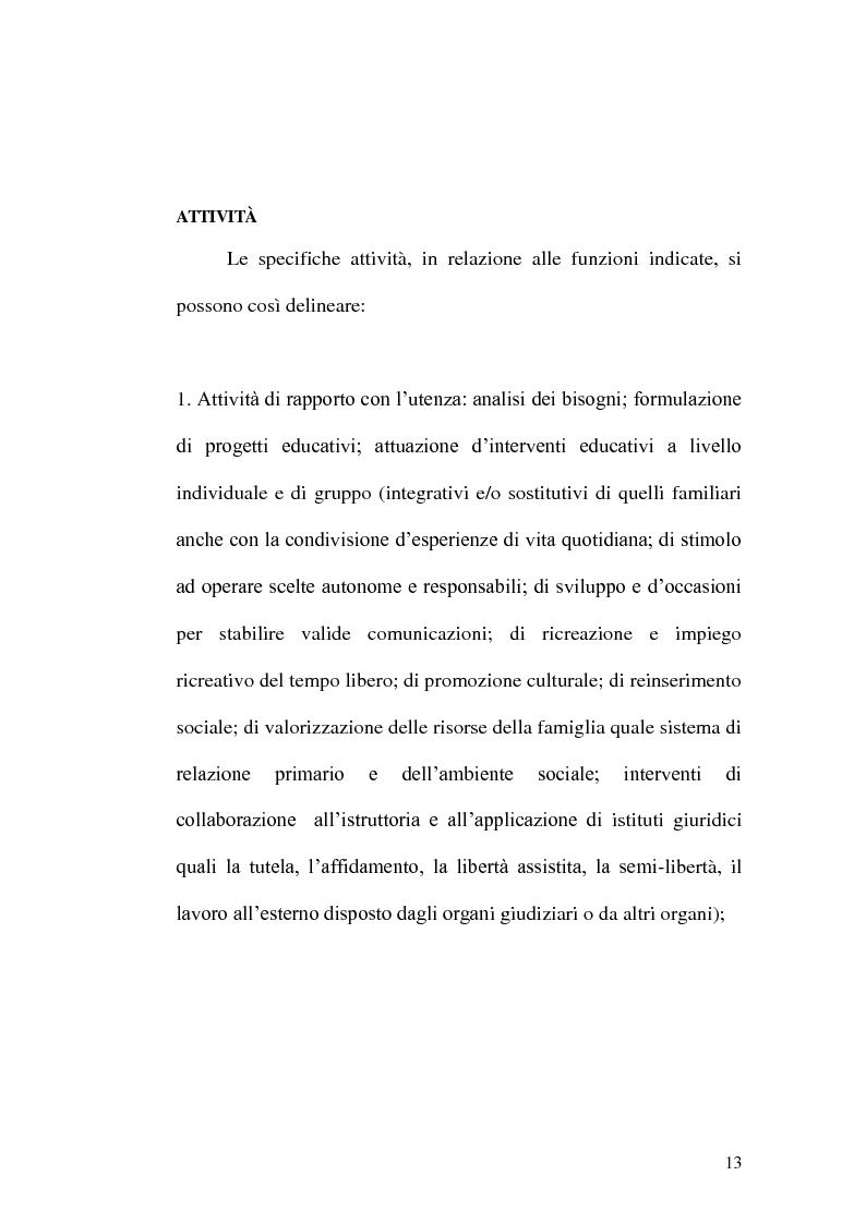 Anteprima della tesi: Incontrare l'Altro nelle professioni educative, Pagina 5
