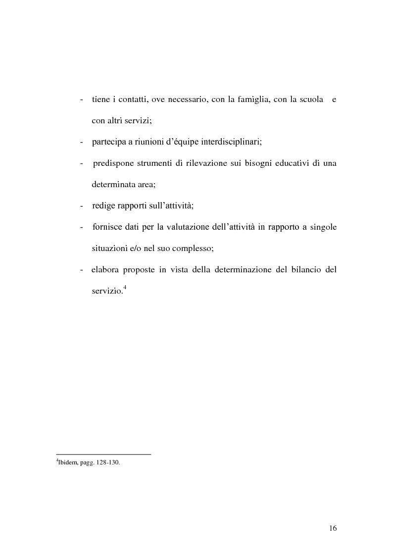 Anteprima della tesi: Incontrare l'Altro nelle professioni educative, Pagina 8
