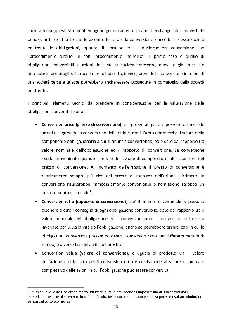 Anteprima della tesi: Le strategie convertible arbitrage attraverso la crisi, Pagina 7
