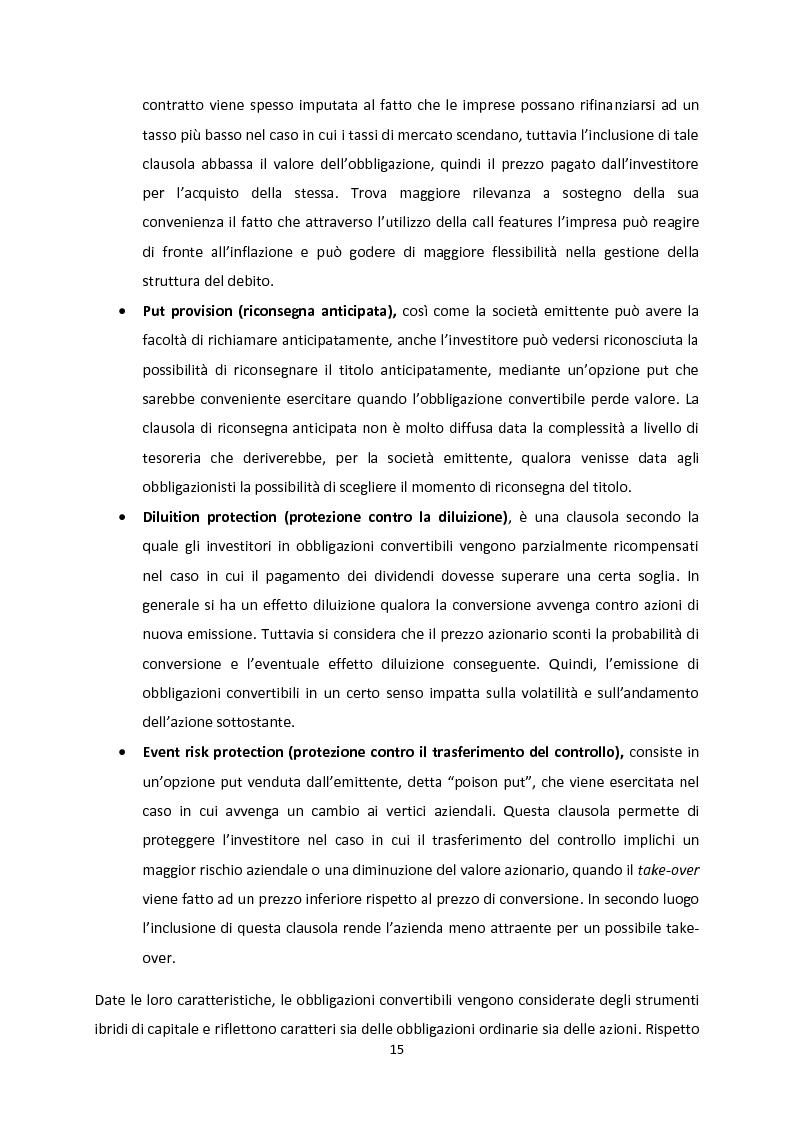 Anteprima della tesi: Le strategie convertible arbitrage attraverso la crisi, Pagina 9