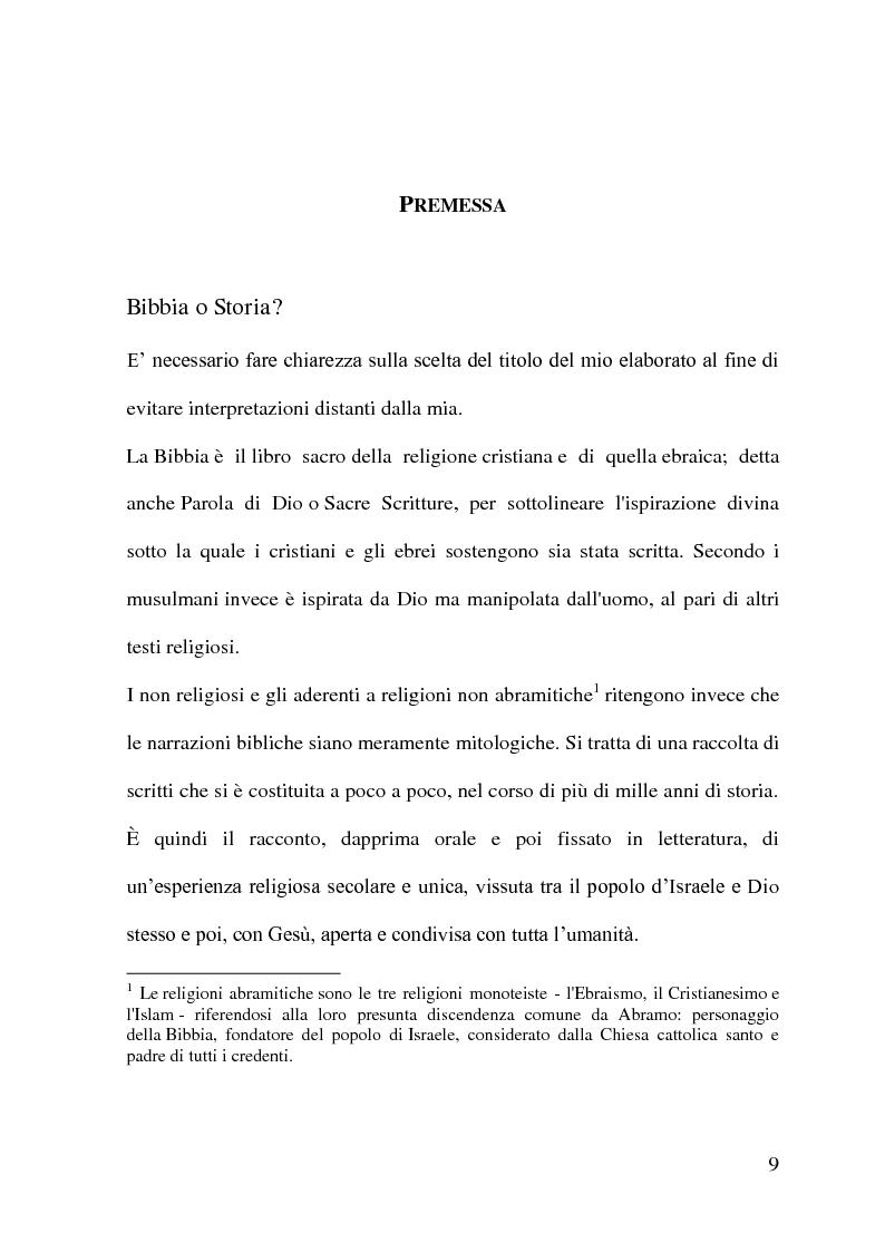 Anteprima della tesi: Evoluzionismo Vs Creazionismo, Pagina 1