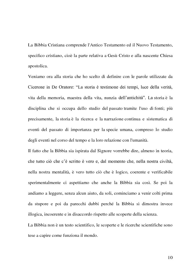 Anteprima della tesi: Evoluzionismo Vs Creazionismo, Pagina 2