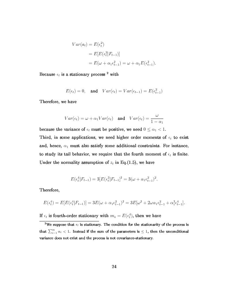 Anteprima della tesi: Dal modello di Black e Scholes ai modelli GARCH: un'analisi delle opzioni sull'indice inglese FTSE 100, Pagina 10