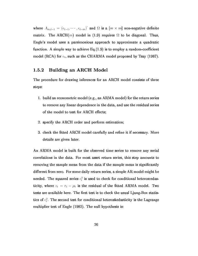 Anteprima della tesi: Dal modello di Black e Scholes ai modelli GARCH: un'analisi delle opzioni sull'indice inglese FTSE 100, Pagina 12