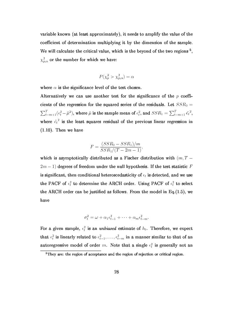 Anteprima della tesi: Dal modello di Black e Scholes ai modelli GARCH: un'analisi delle opzioni sull'indice inglese FTSE 100, Pagina 14