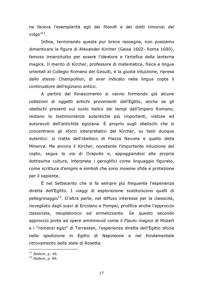 Anteprima della tesi: Comunicare l'Egitto Antico: tendenze recenti nella produzione documentaristica europea e statunitense, Pagina 13