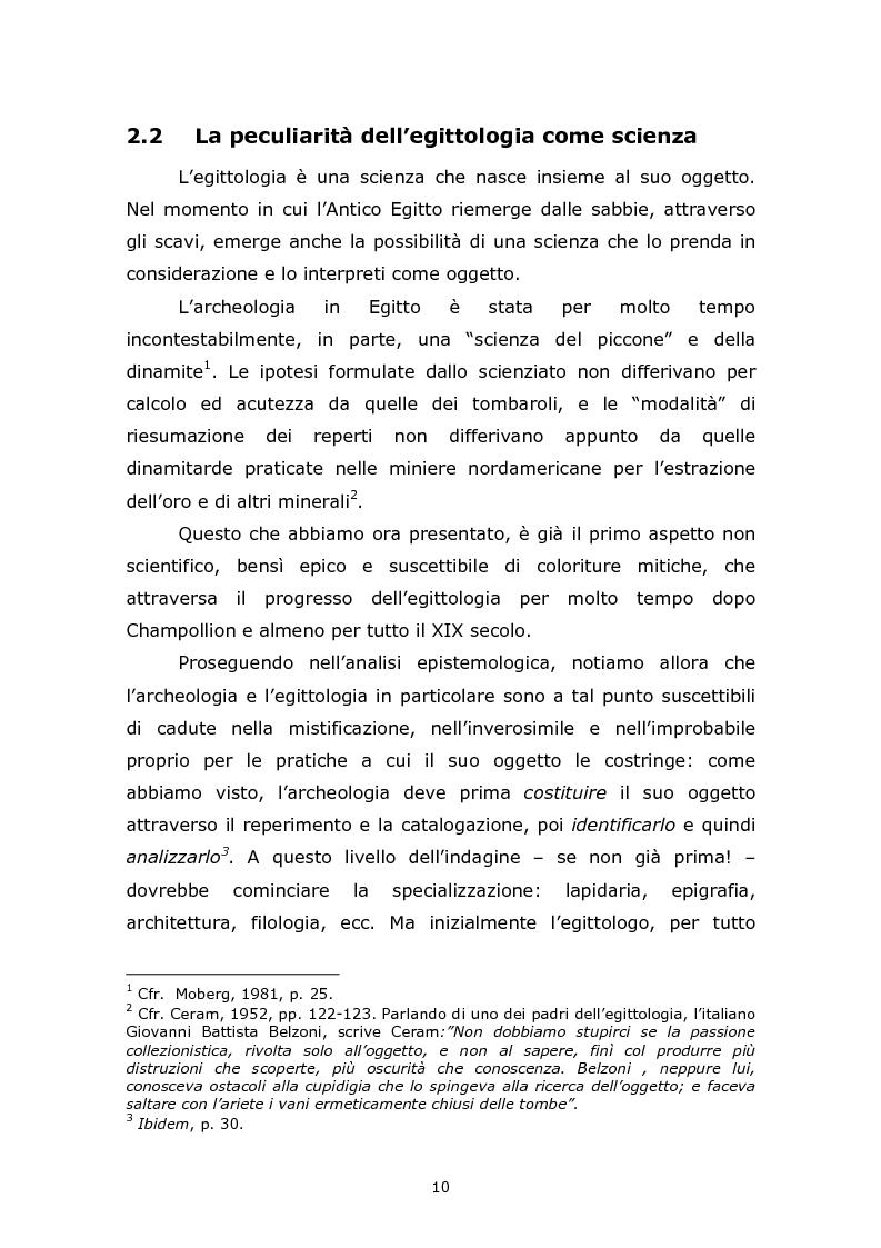 Anteprima della tesi: Comunicare l'Egitto Antico: tendenze recenti nella produzione documentaristica europea e statunitense, Pagina 6
