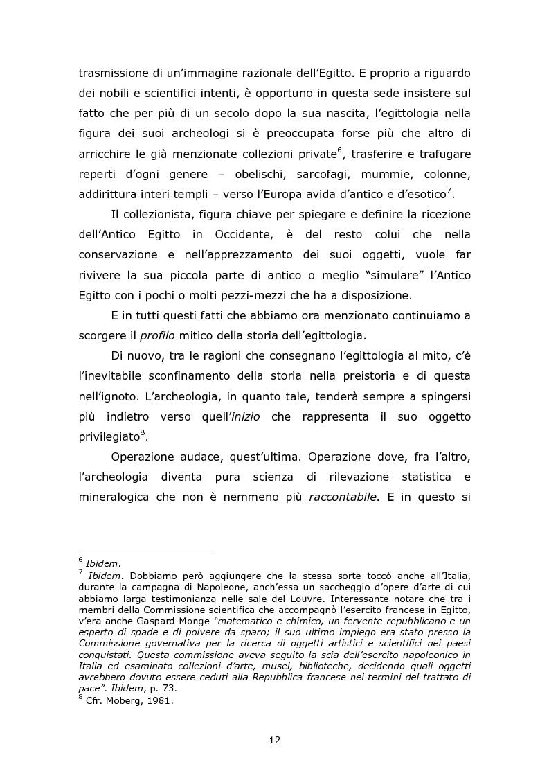 Anteprima della tesi: Comunicare l'Egitto Antico: tendenze recenti nella produzione documentaristica europea e statunitense, Pagina 8