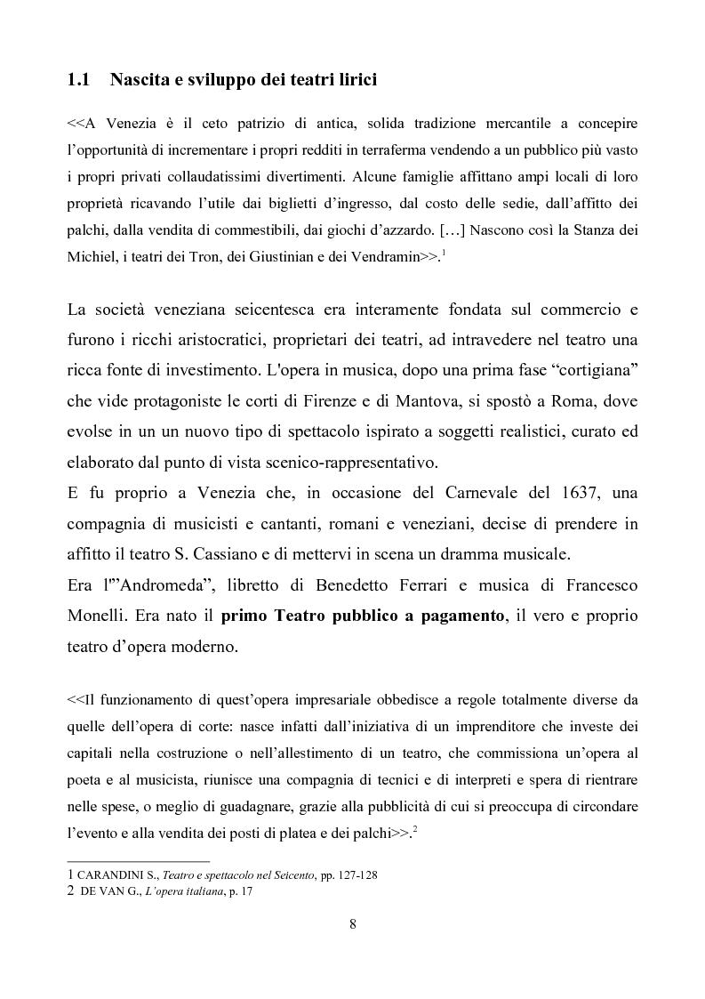Anteprima della tesi: La crisi delle Fondazioni Lirico-Sinfoniche in Italia negli anni 2000, Pagina 5