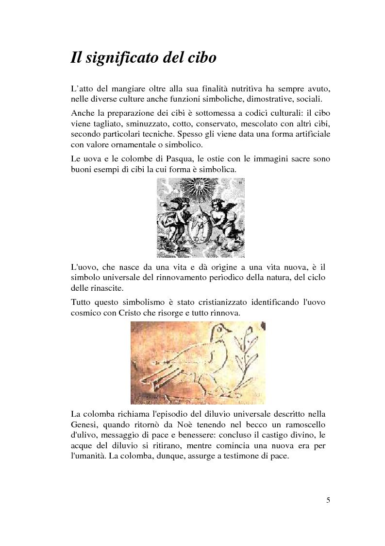 Anteprima della tesi: Il cibo nell'arte, proposta di mostra ''Mangia la Mela'', Pagina 3