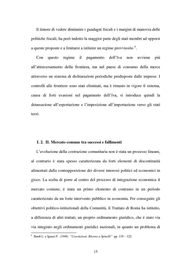 Anteprima della tesi: La politica energetica italiana tra aziendalizzazione ed europeizzazione, Pagina 8