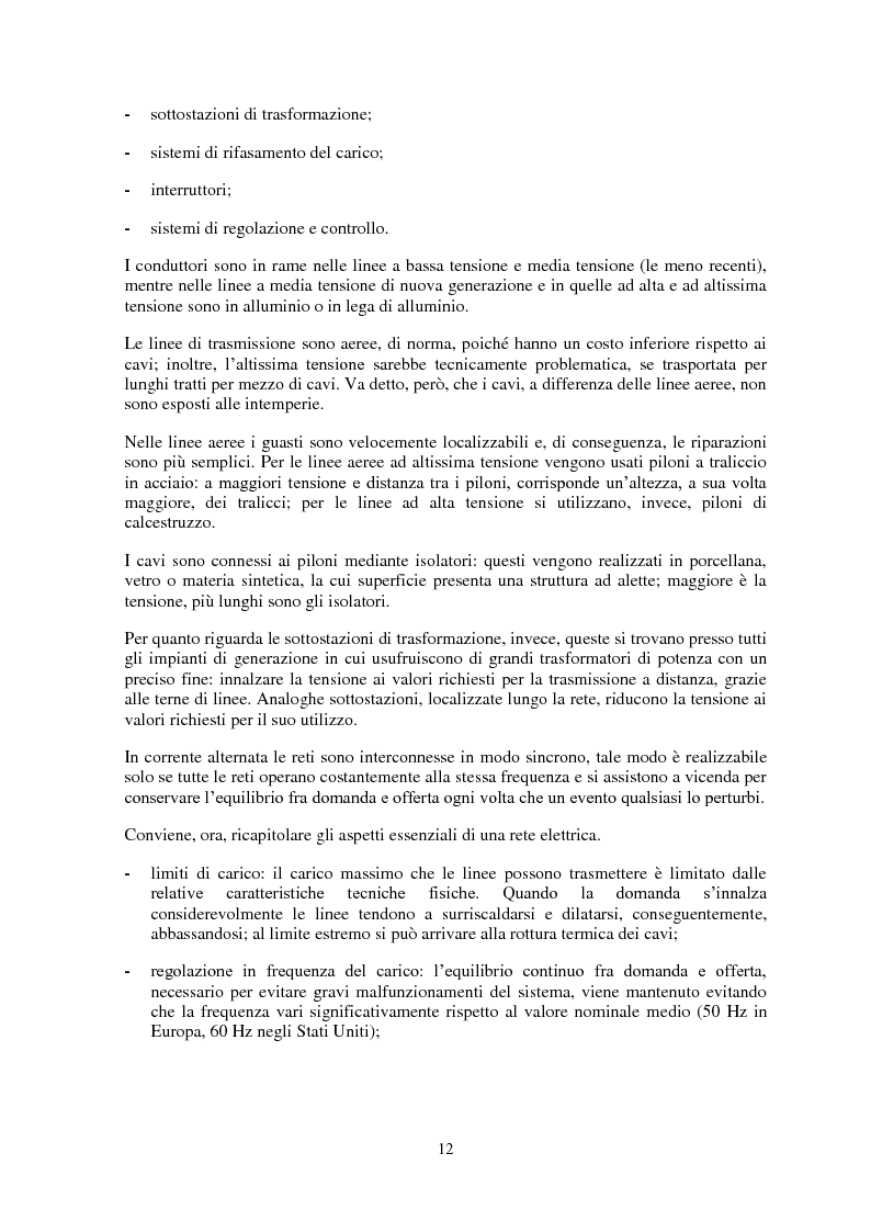 Anteprima della tesi: La gestione del rischio nel mercato elettrico, Pagina 11