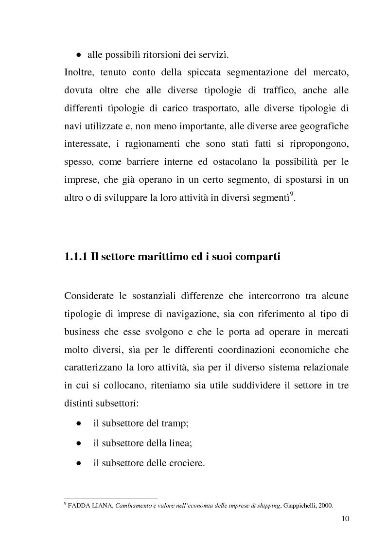 Anteprima della tesi: L'adozione degli IAS-IFRS nelle imprese armatoriali, Pagina 10