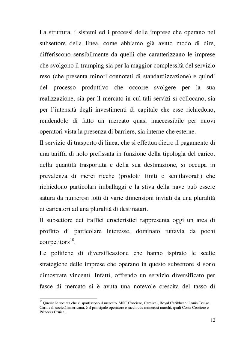 Anteprima della tesi: L'adozione degli IAS-IFRS nelle imprese armatoriali, Pagina 12