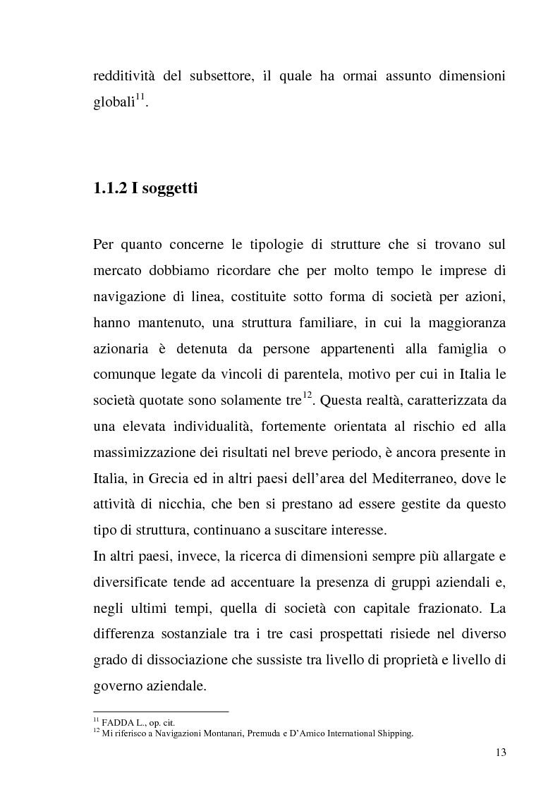 Anteprima della tesi: L'adozione degli IAS-IFRS nelle imprese armatoriali, Pagina 13