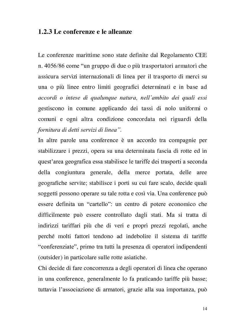 Anteprima della tesi: L'adozione degli IAS-IFRS nelle imprese armatoriali, Pagina 14