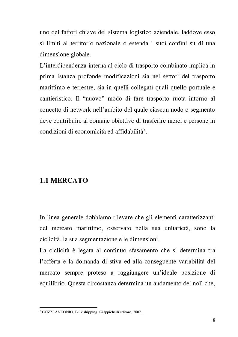 Anteprima della tesi: L'adozione degli IAS-IFRS nelle imprese armatoriali, Pagina 8