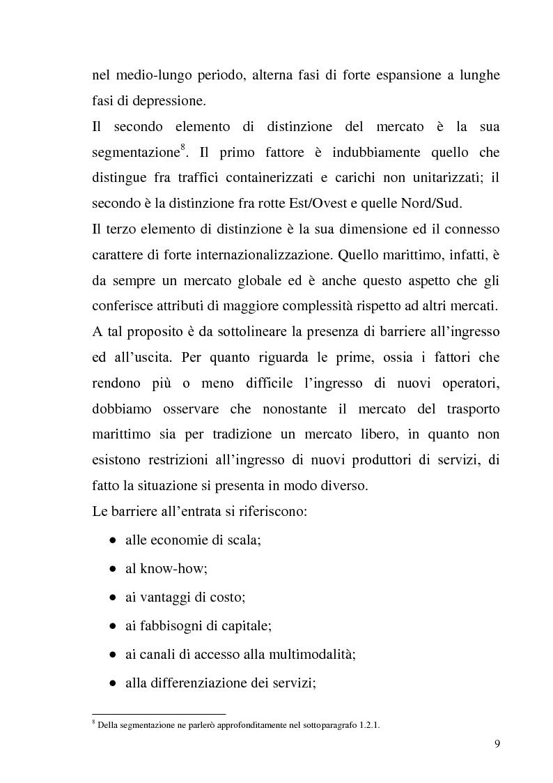 Anteprima della tesi: L'adozione degli IAS-IFRS nelle imprese armatoriali, Pagina 9