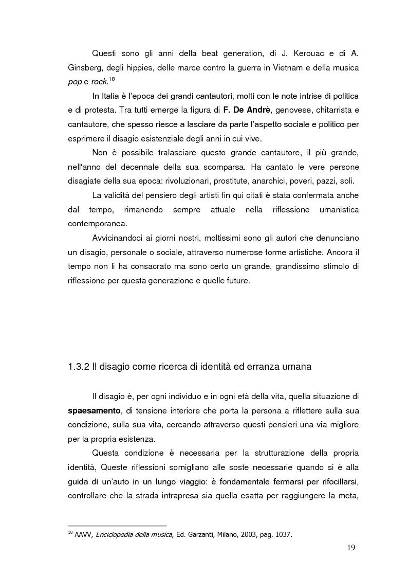Anteprima della tesi: Bambini in cammino: erranza educativa e disagio in comunità per minori, Pagina 15