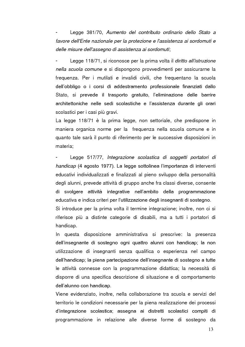 Anteprima della tesi: Bambini in cammino: erranza educativa e disagio in comunità per minori, Pagina 9
