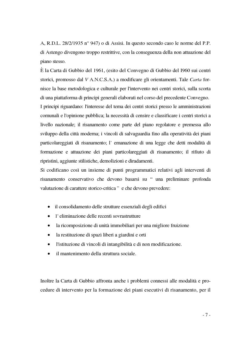 Anteprima della tesi: Pianificazione dei centri storici tra tradizione ed innovazione: una proposta per Capua, Pagina 3