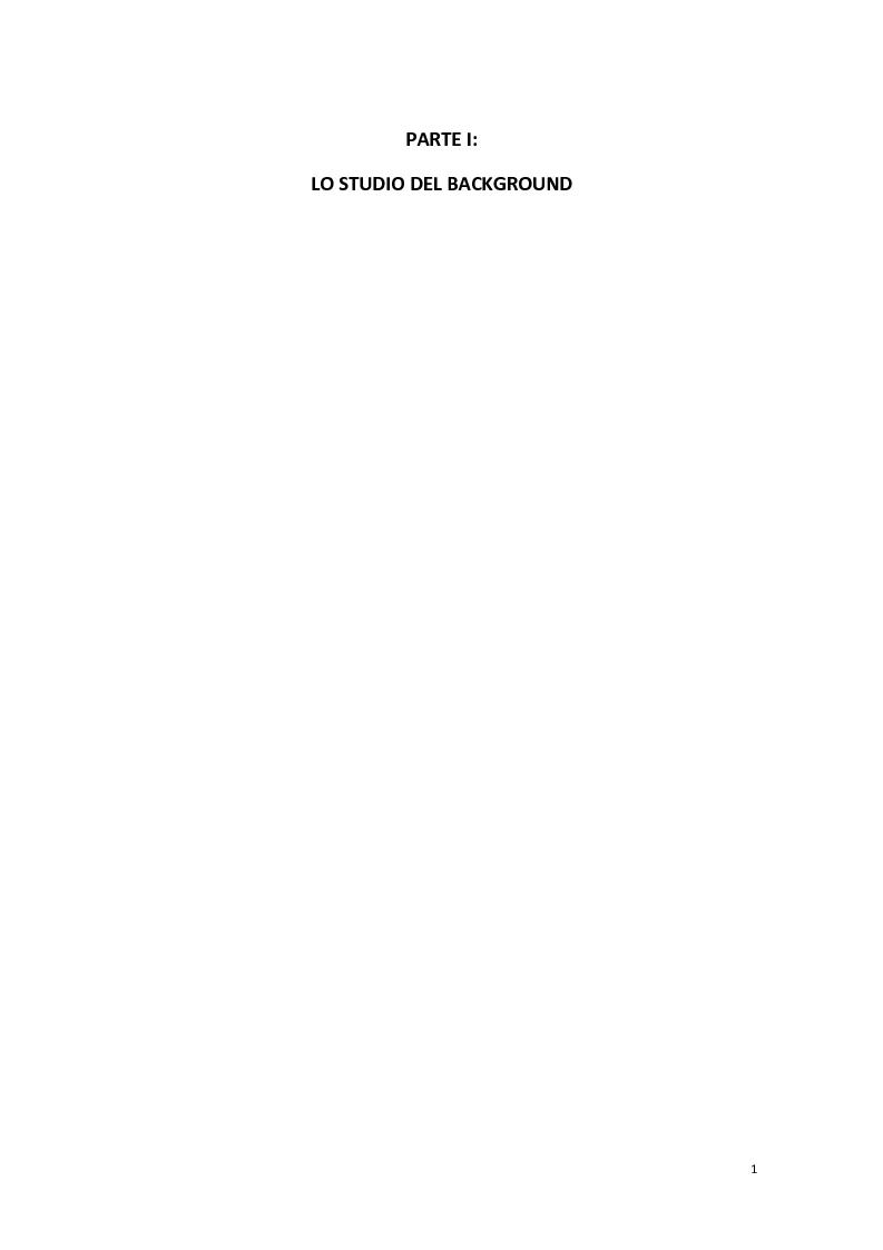 Anteprima della tesi: Modelli di Consumer Behavior per la determinazione dei fattori critici di successo nell'industria automobilistica: il caso Fiat 500, Pagina 5