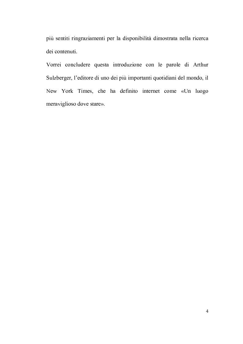 Anteprima della tesi: La brand image automobilistica corre sui nuovi media, Pagina 3