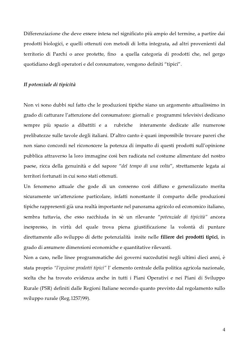 Anteprima della tesi: Linee guida per la predisposizione di un sistema di tracciabilità applicato alla filiera vitivinicola e del cappero nel territorio delle Isole Eolie, Pagina 2