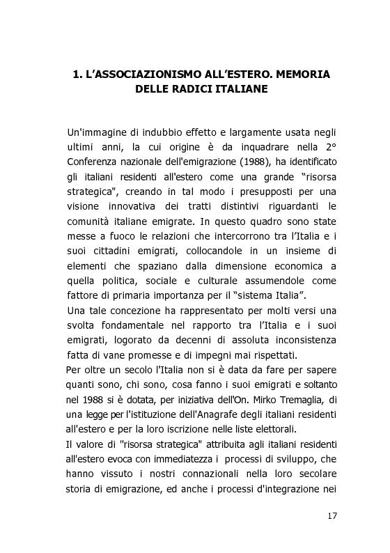 Anteprima della tesi: L'Italia vista dal mondo – Indagine sulla tv per gli italiani all'estero, Pagina 10