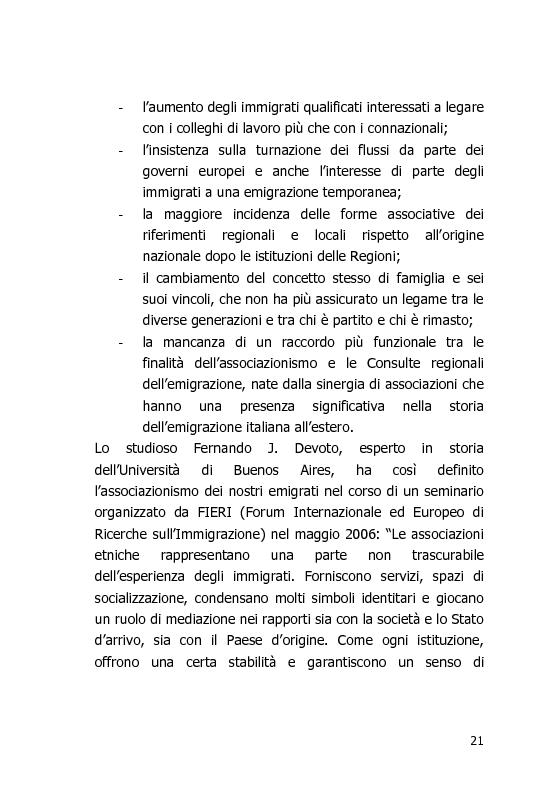 Anteprima della tesi: L'Italia vista dal mondo – Indagine sulla tv per gli italiani all'estero, Pagina 14