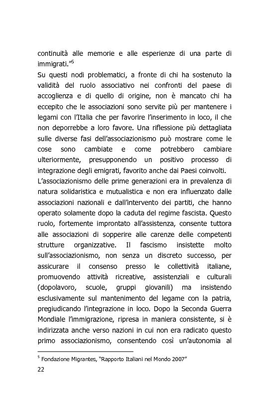 Anteprima della tesi: L'Italia vista dal mondo – Indagine sulla tv per gli italiani all'estero, Pagina 15