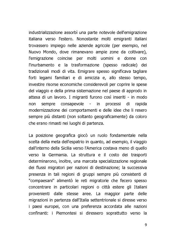 Anteprima della tesi: L'Italia vista dal mondo – Indagine sulla tv per gli italiani all'estero, Pagina 2