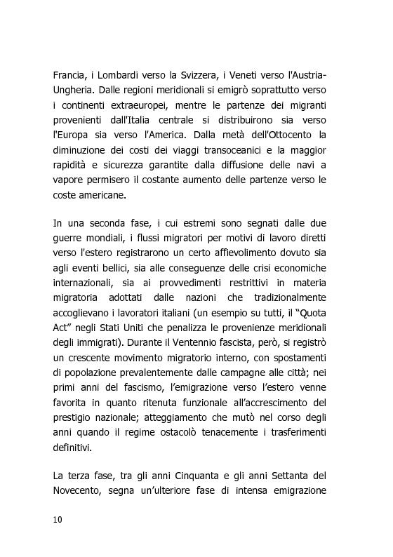 Anteprima della tesi: L'Italia vista dal mondo – Indagine sulla tv per gli italiani all'estero, Pagina 3