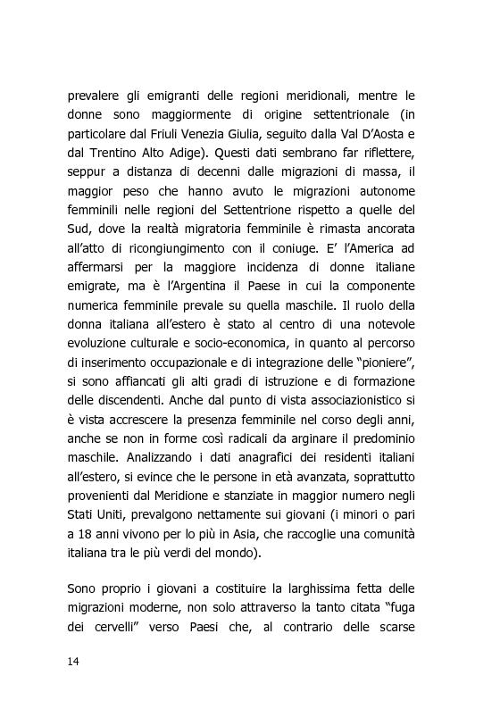 Anteprima della tesi: L'Italia vista dal mondo – Indagine sulla tv per gli italiani all'estero, Pagina 7